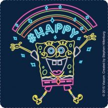 SpongeBob SquarePants™ Neon Glow in the Dark Stickers