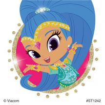 Shimmer and Shine Glitter Stickers