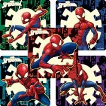 Spider-Man™  Glow in the Dark Stickers