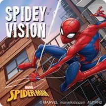 Spider-Man™ Spidey Vision Stickers