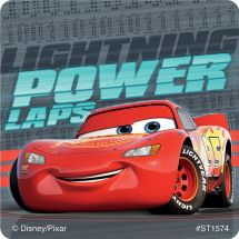 Disney*Pixar Cars Lightning McQueen Favorites Stickers