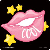 Puffy Art Dental Icon Stickers