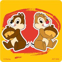 Chip n' Dale Stickers