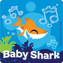 Baby Shark Stickers