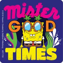SpongeBob Good Times Stickers