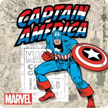 Marvel Classic Stickers