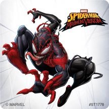 Spider-Man Maximum Venom Stickers
