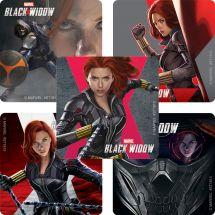 Black Widow Movie Stickers