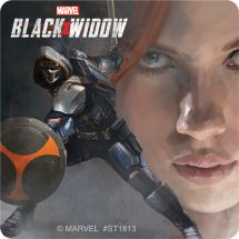 Black Widow Movie Stickers