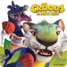 The Croods: A New Age Stickers