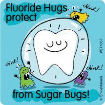 Sugar Bugs Stickers