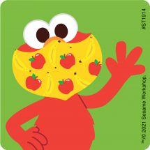 Sesame Street in Masks Stickers