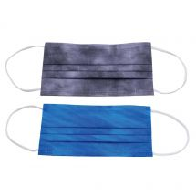 Adult Ocean & Slate Disposable Masks