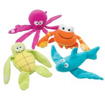 Plush Long Arm Sea Animals