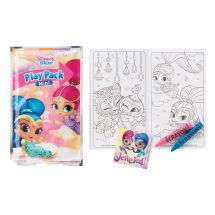Shimmer & Shine Mini Play Packs