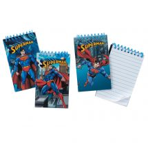 Superman Notepads