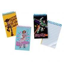 Toy Story Notepads