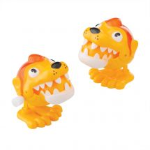 Wind Up Chomping Lions