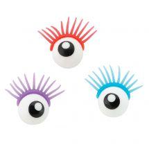 Eyeball Finger Puppets