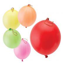 Neon Punching Balloons