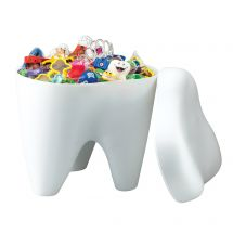 Tooth Stool Treasure Chest
