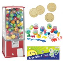 "Value Toy Classic 25"" Vending Machine Starter Pack"