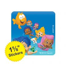Bubble Guppies ValueStickers