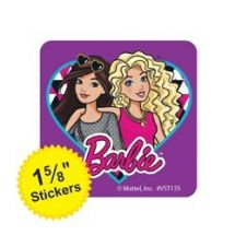 Barbie Pics ValueStickers