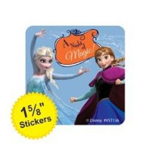 Disney Frozen Halloween ValueStickers