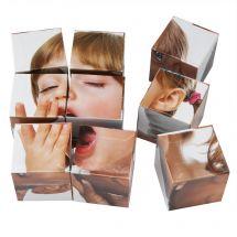 Emotions Puzzle Block