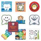 Dental Sticker Sampler