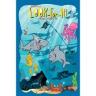 Sea Life Pals Hidden Pictures Poster