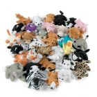 Assorted Plush Animals