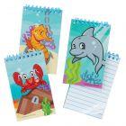 Sea Life Pals Notepads