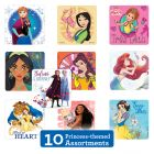 Princess Character Sticker Sampler