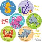 Sea Life Pals Mini Dot Stickers