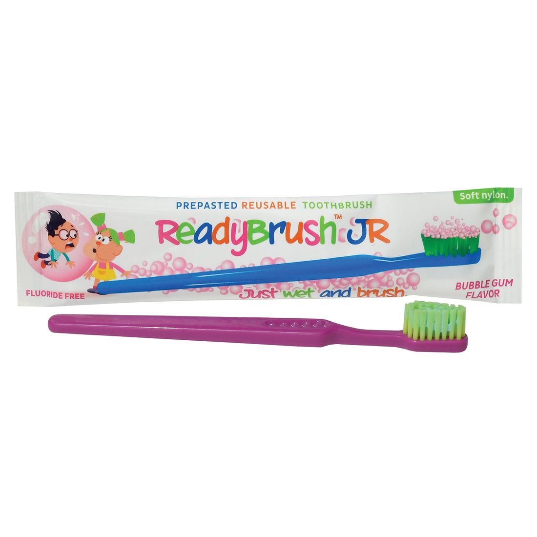 Pre-Pasted Toothbrushes