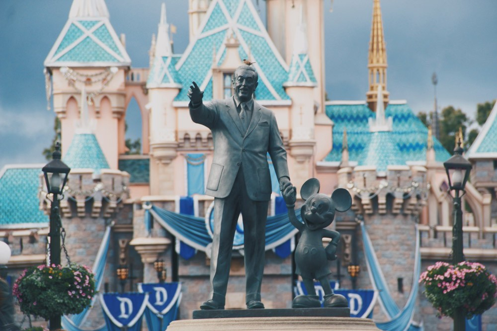 Happy Birthday, Walt Disney!