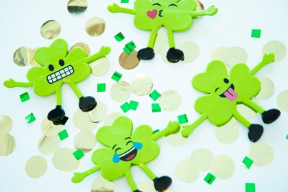 Celebrate St. Patrick's Day with SmileMakers!