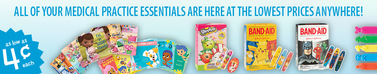 All of your medical practice essentials are here at the lowest prices anywhere!