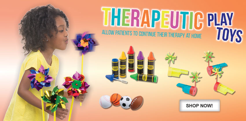 NEW! Therapeutic Play Toys!