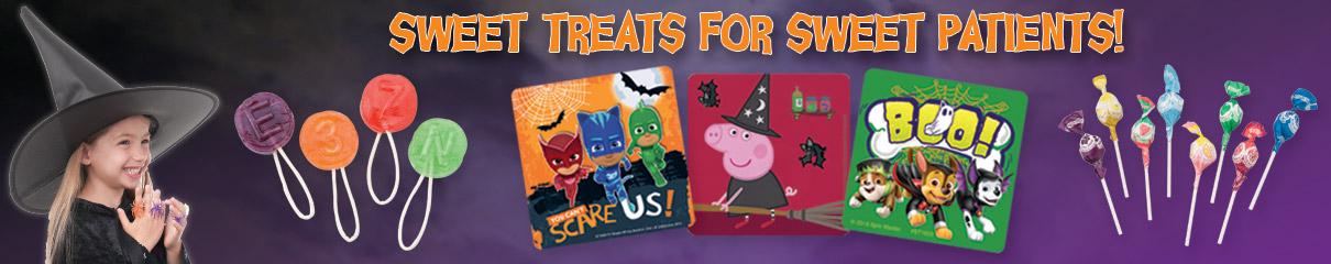 Sweet treats for sweet patients!