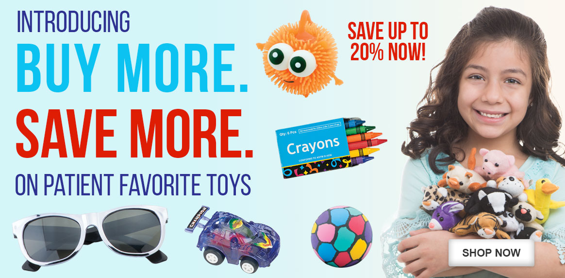 NEW! Buy More Save More on Toys!