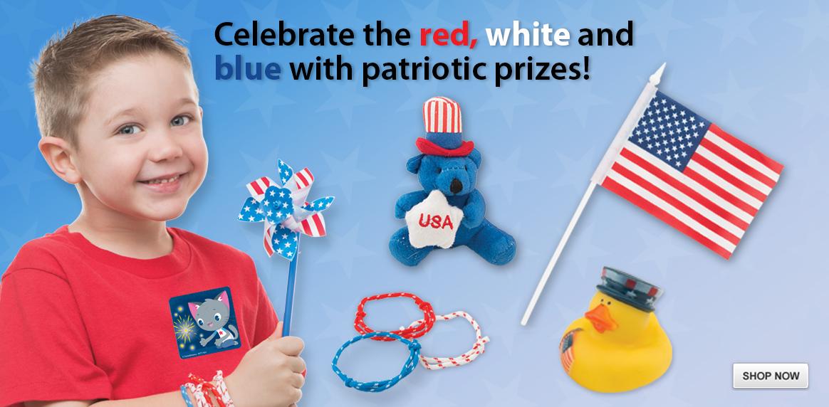 Patriotic Prizes!