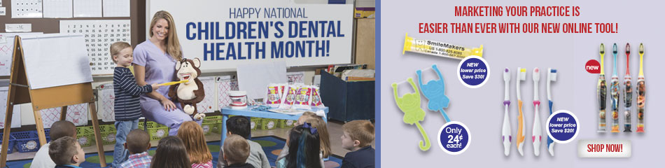 Get Ready for Dental Health Month!