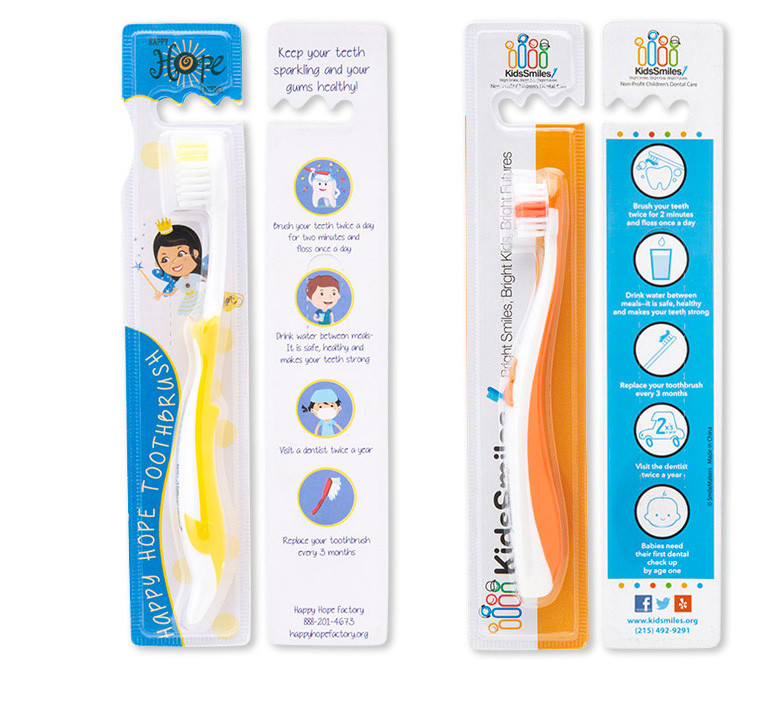 Custom Toothbrushes