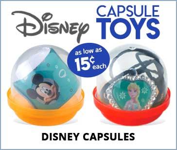 Disney Capsules