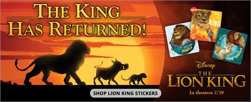 The King has returned! Disney's The Lion King is in theaters 7/19