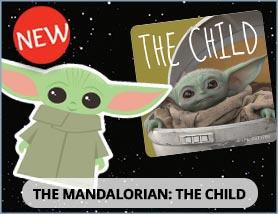 Mandalorian: The Child Stickers