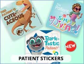 Patient Licensed Stickers